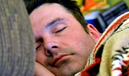 Man-sleeping-by-Tony-Alter-Creative-Commons